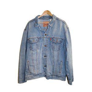 Levi's Strauss 70507 Oversized Denim Jacket